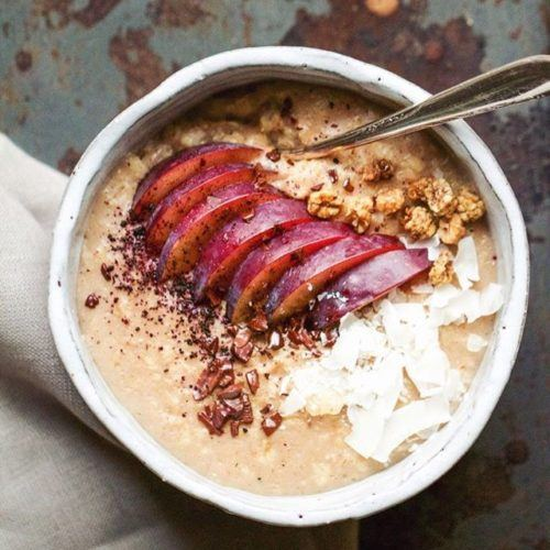 Creamy Cinnamon Porridge