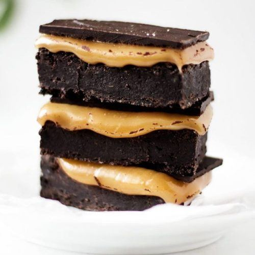 Caramel Brownie Bars