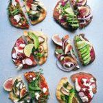 Vegan Mini Pizzas