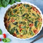 Vegan Frittata with Chickpea Flour