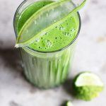 Green Aloe Vera Smoothie